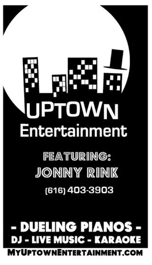 uptown entertainment card