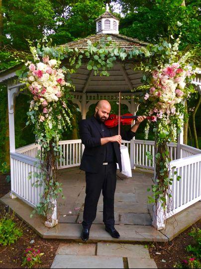 Romantic and elegant arrangements