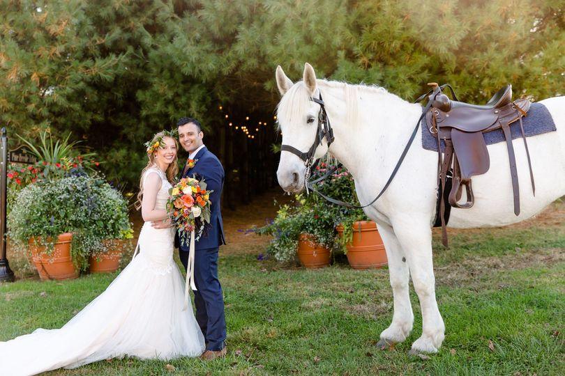 BRIDE + GROOM SHOOT