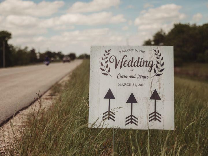 Tmx Street Sign 51 1742701 159673184375556 Richmond, TX wedding eventproduction