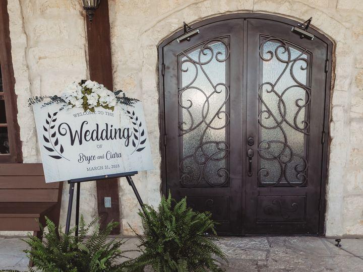 Tmx Wedding Of Welcome Sign 51 1742701 159675107287107 Richmond, TX wedding eventproduction