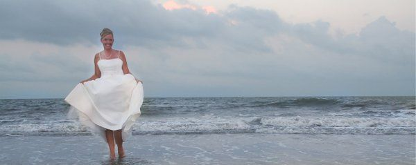 Brideonbeach