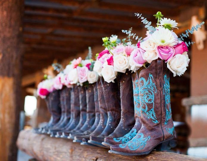 Country Couture Flowers