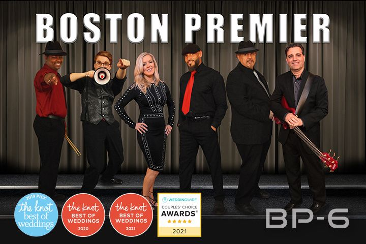 Boston Premier 6-Piece Band