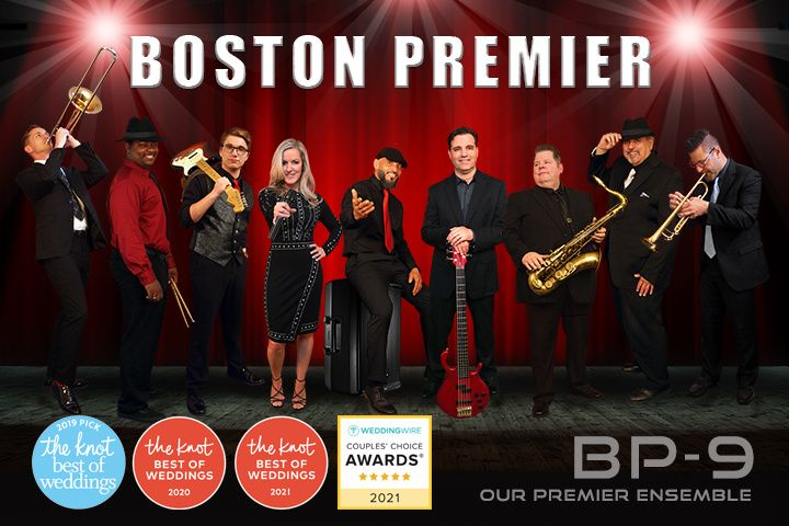 Boston Premier 9-Piece Band