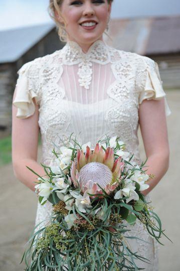 Andrea S Vintage Bridal 110
