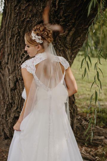 Andrea S Vintage Bridal 77