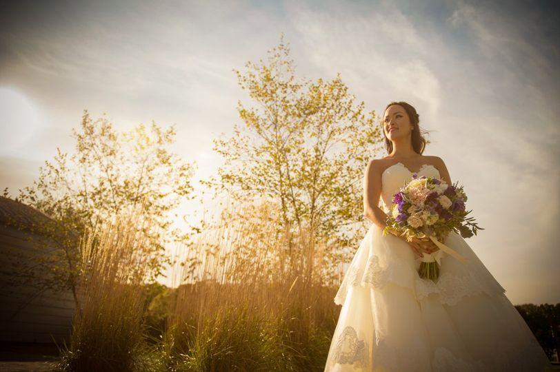 Saltwater Farm Vineyard wedding, Stonington CT