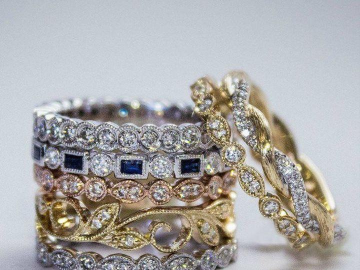 Tmx 1516315396 C9be02fd93205f6d 1516315395 190482b9e10bbed5 1516315418956 4 Stackables Depew wedding jewelry