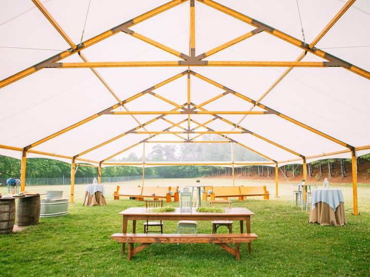 Tmx 1510754113129 Timber Trac Cover Boone wedding rental