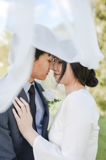 Dreamy Veil Photos