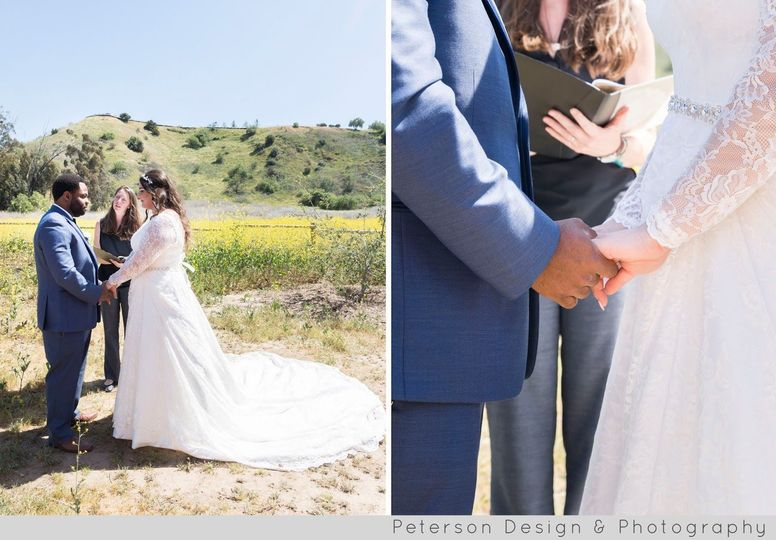 Brittany+Ugo, 4.18.18, Carbon Canyon Regional Park Photo courtesy of Peterson Design & Photography