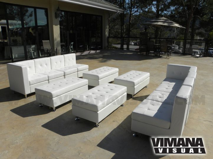 Renting Lounge Furniture For Wedding In San Diego
