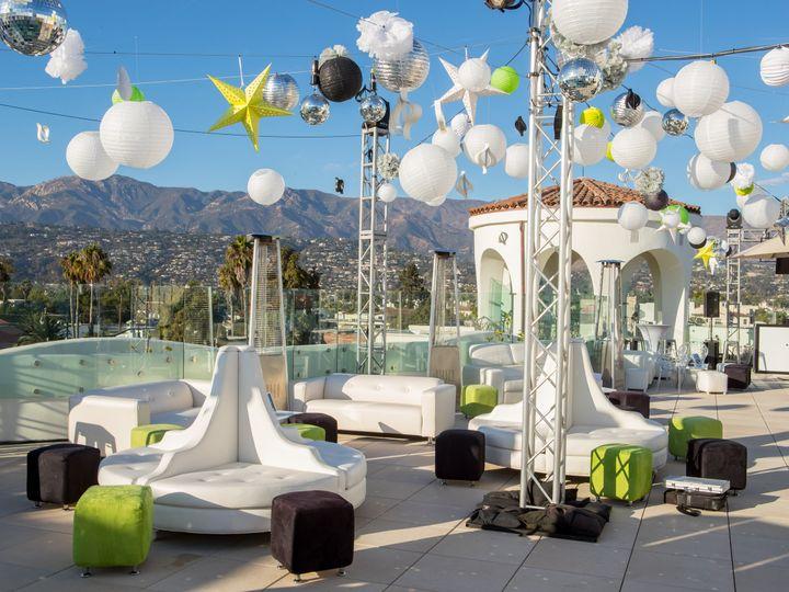 Tmx Sky Garden Canopy And Seating Moxianight 51 976701 V1 Santa Barbara, CA wedding venue