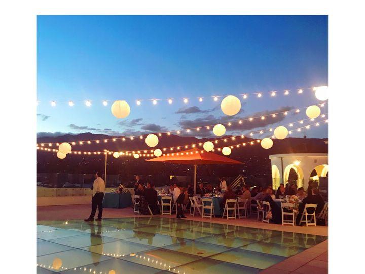 Tmx Sky Garden String Lights Over Dinner Seating At Dusk Putra Wedding Jpg 51 976701 1559588834 Santa Barbara, CA wedding venue