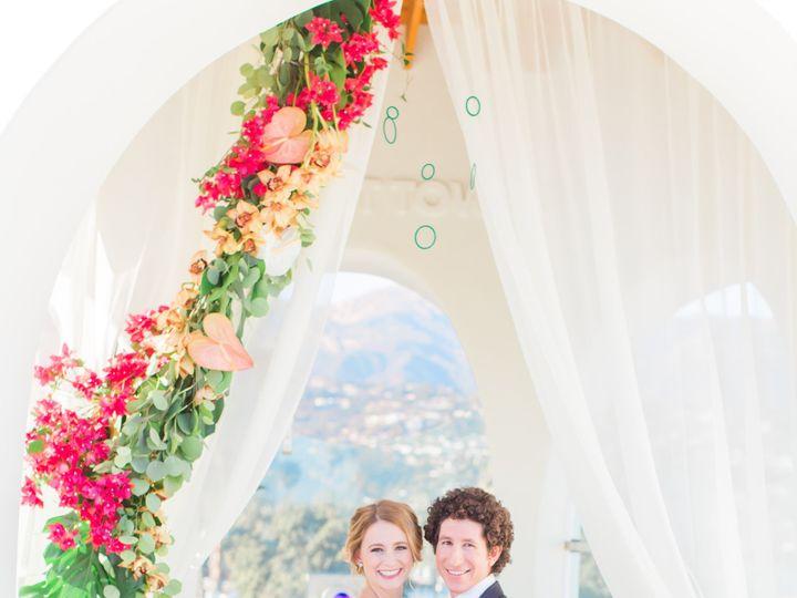 Tmx Sky Garden Wedding Photoshoot Bg Posing Under Ceremony Backdrop James And Jess 15 51 976701 1559588818 Santa Barbara, CA wedding venue