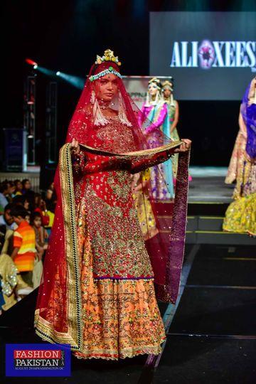 Pakistani traditional bride