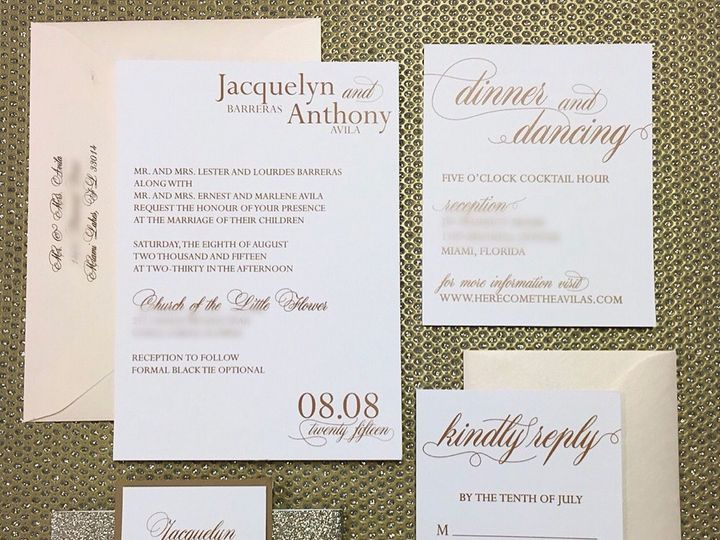 Tmx 244f1c 3ea8ab6015f346d0a40000234ba209f3mv2 51 1607701 158653430566158 Miami, FL wedding invitation