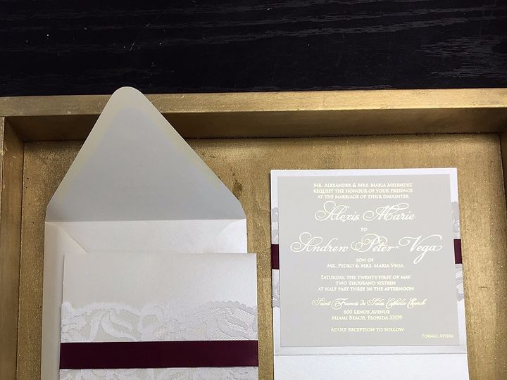 Tmx 244f1c 6ae24d50cf72460781a052a9bb0b7cabmv2 51 1607701 158653430493777 Miami, FL wedding invitation