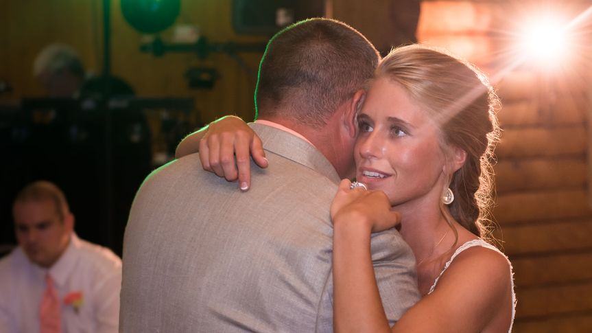 Father-Daughter Dance...
