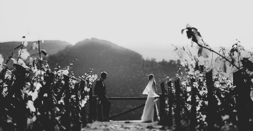 timeless elegant wedding tuscany italy