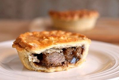 Steak & ale pie
