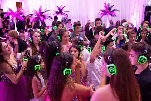 Tmx 1483373532105 Silent Disco Teens Endicott, NY wedding dj