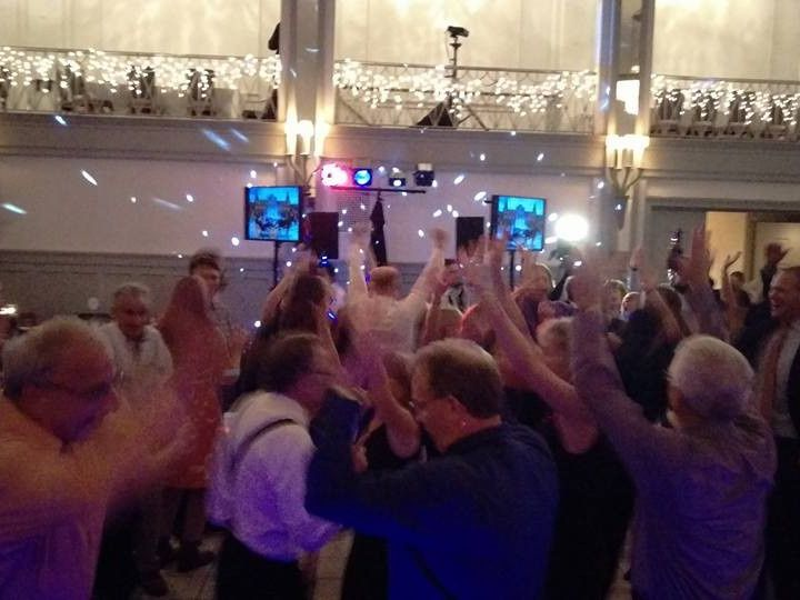 Tmx 1483373674927 Elevated Flat Screens Endicott, New York wedding dj