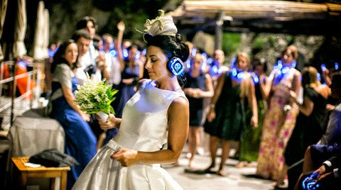 Tmx 1483375560554 Wedding Silent Disco Endicott, New York wedding dj