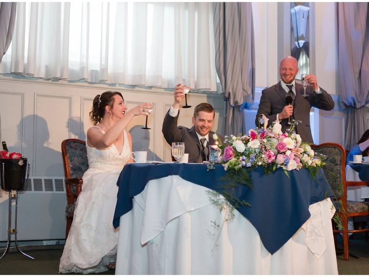 Tmx 1483375575672 Wedding Wireless Mic For The Toast Endicott, New York wedding dj