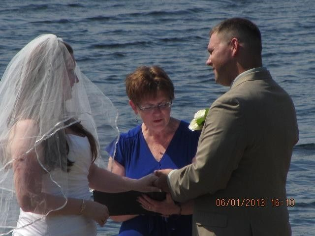 Tmx 1468778990648 Kim And Randy Somersworth, NH wedding officiant