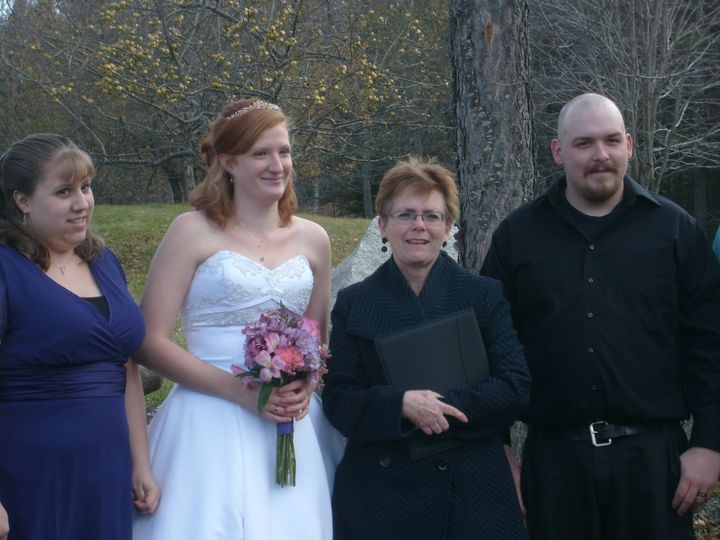 Tmx 1468779398330 Kane And Jessica Somersworth, NH wedding officiant