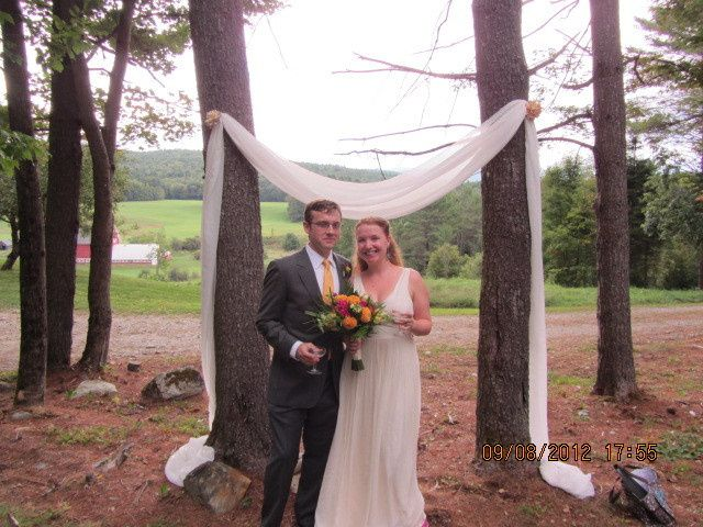Tmx 1468779518414 Dave And Rhiannon 9 8 12 2 Somersworth, NH wedding officiant