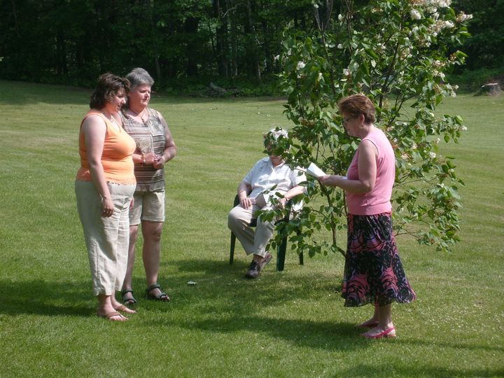 Tmx 1468779842770 Tracey And Ronna 6 1 Somersworth, NH wedding officiant