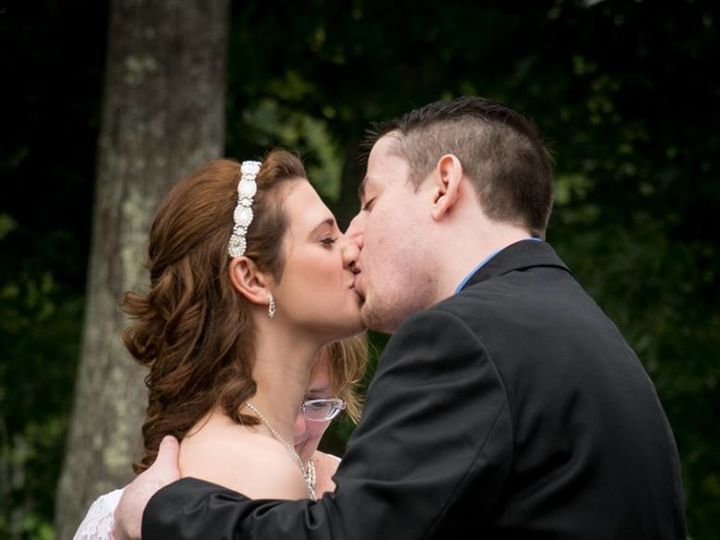 Tmx 1502054666419 Lusia And Derrick Kiss Somersworth, NH wedding officiant