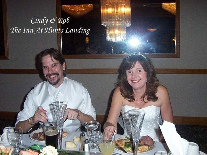 Tmx 1379700337941 Cindy  Rob  Inn At Hunts Landing Copy Middletown, NY wedding dj