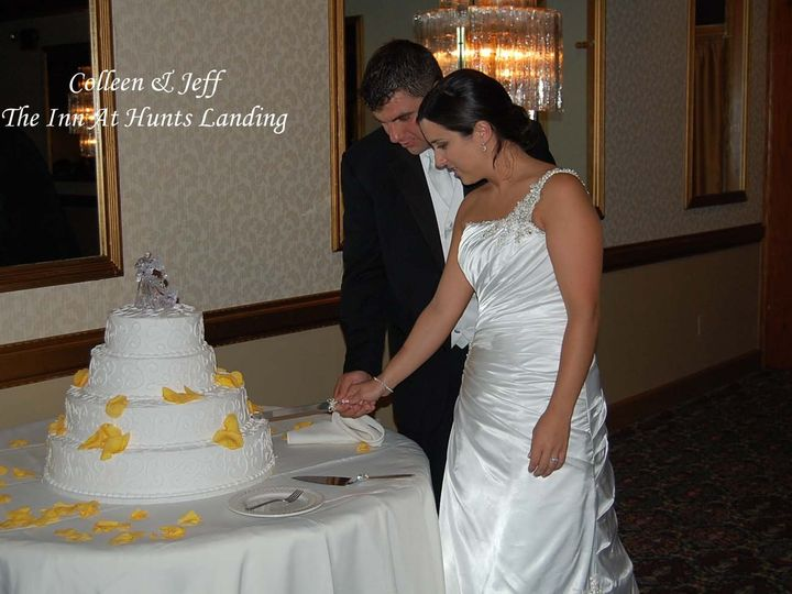 Tmx 1379700342036 Colleen  Jeff  Inn At Hunts Landing Copy Monroe, NY wedding dj