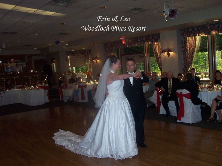 Tmx 1379700373256 Erin  Leo Woodloch Pines Resort Copy Middletown, NY wedding dj