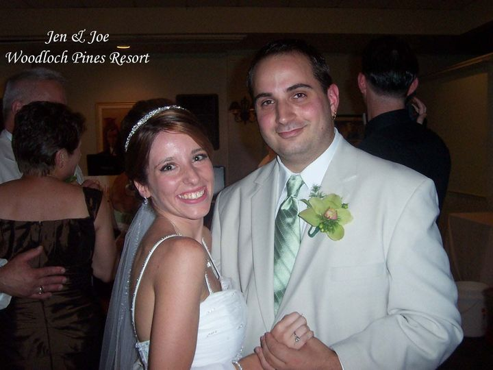Tmx 1379700380390 Jen  Joe  Woodloch Pines Resort Copy Middletown, NY wedding dj