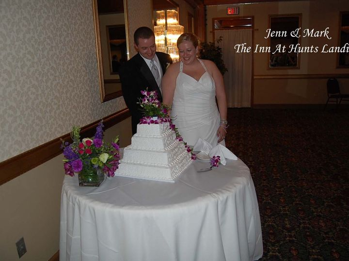 Tmx 1379700386310 Jenn  Mark  Inn At Hunts Landing Copy Middletown, NY wedding dj