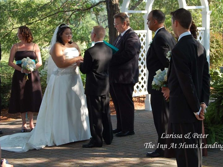 Tmx 1379700447477 Larissa  Peter  Inn At Hunts Landing Copy Monroe, NY wedding dj