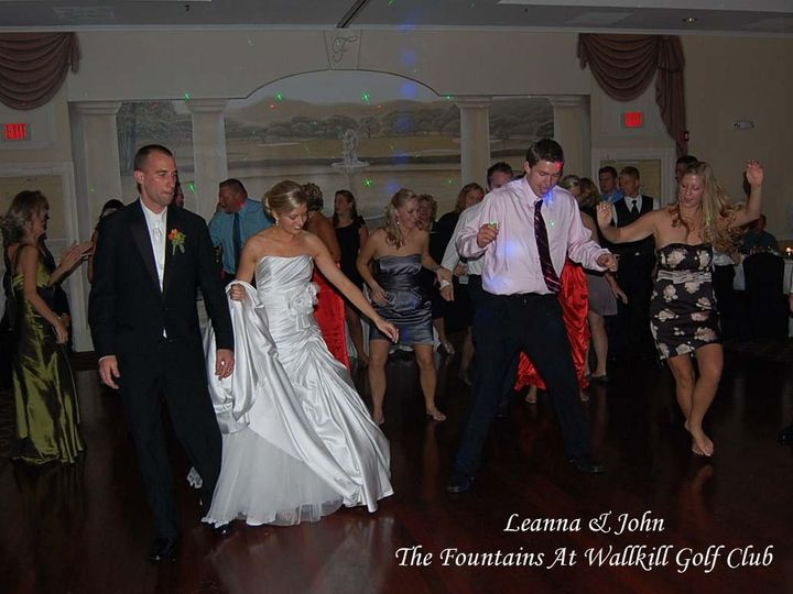 Tmx 1379700456044 Leanna  John  Wallkill Golf Club Copy Monroe, NY wedding dj
