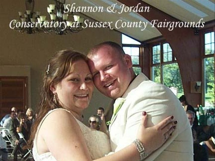 Tmx 1379700484495 Shannon  Jordan  Conservatory At Sussex Fairgrounds Copy Middletown, NY wedding dj