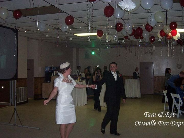 Tmx 1379700493894 Tara  Rob  Otisville Fire Dept Monroe, NY wedding dj