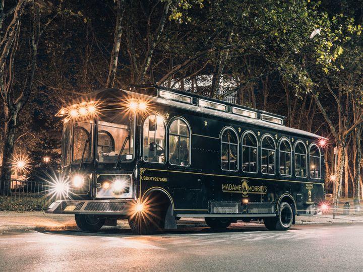 Tmx 1510502952236 Mmtrolley2 Brooklyn wedding transportation