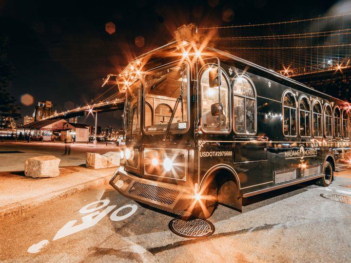 Tmx 1510503181199 Mmtrolley1 Brooklyn wedding transportation