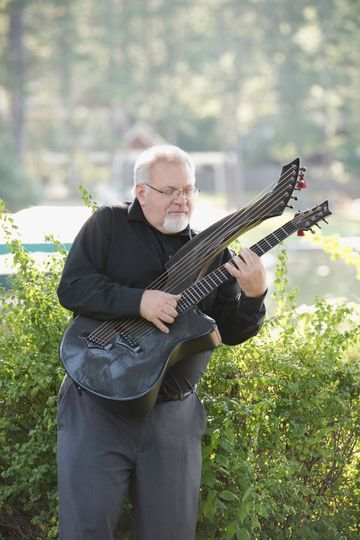 Playing the HarpGuitar