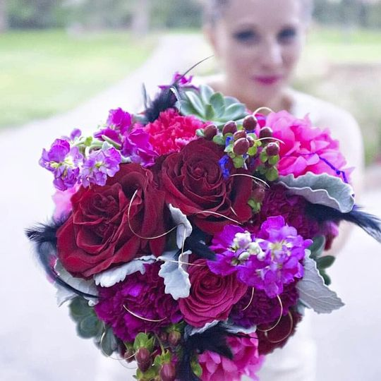 florist of omaha bouquet