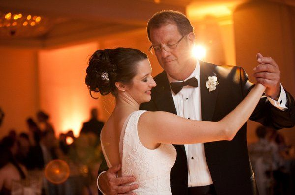 Daddy Daughter dance at Annapolis Waterfront Marriot