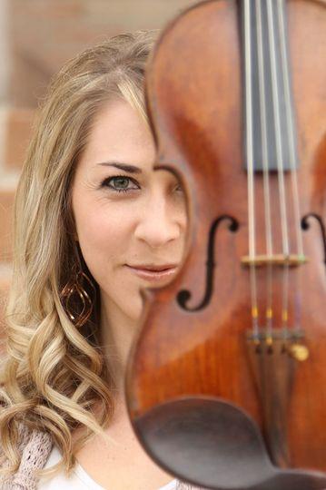 Sarah - violin